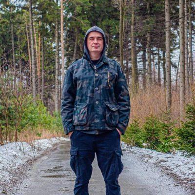 Михаил Силаев, руководитель Движения